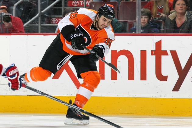 Flyers' Paul Holmgren: Zac Rinaldo 'Close to Returning'