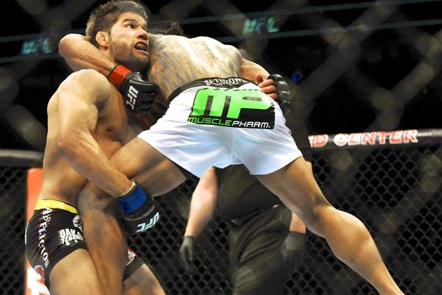 Josh Thomson Faces Fighting's Toughest Decision After Loss to Benson Henderson