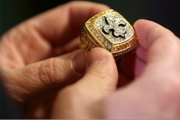 Sad, Crazy and Funny Tales About Super Bowl Rings