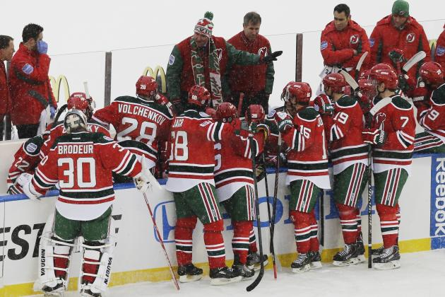 NJ Devils Need to Keep Pace in Playoff Push After Stadium Series Setback