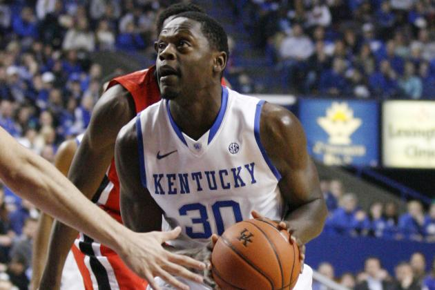 Julius Randle SEC Freshman of the Week