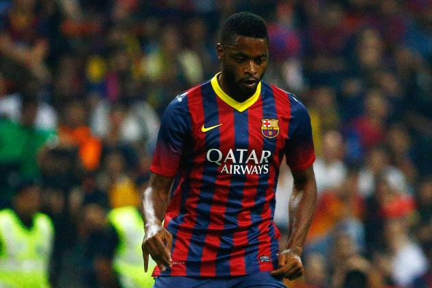 Why Barcelona Midfielder Alex Song Needs Transfer to Revive Career