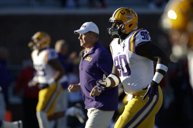 LSU Football: Recruiting Class Dependent on Travonte Valentine