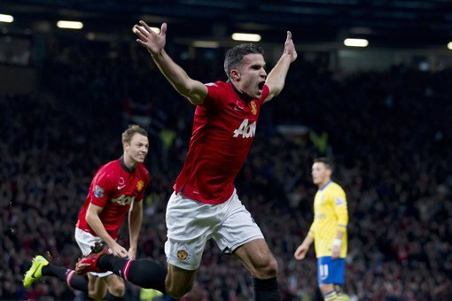Juan Mata's Old Trafford Arrival Will Propel Robin Van Persie to New Heights