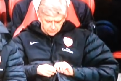 Puma Pledges to Get Arsene Wenger a Working Coat