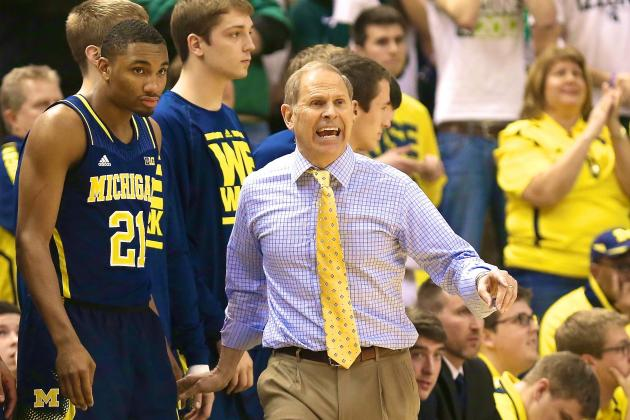Michigan Upsets Michigan State: What's the Ceiling for Nation's Hottest Team?