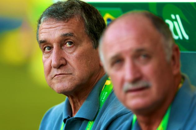 Brazil Assistant Coach Calls Country's 2014 World Cup Preparations 'A Joke'
