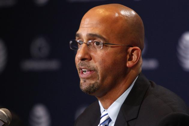 Penn State Football: Are James Franklin, Staff Setting Goals Too High?