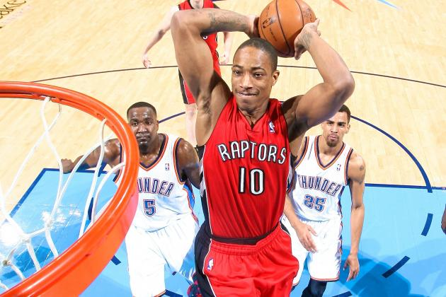 Dwyane Wade: 'No Doubt' DeMar DeRozan Deserves to Be 2014 All-Star