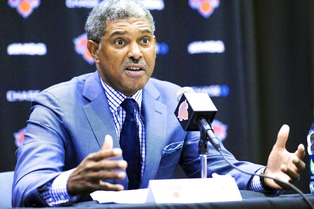 NY Knicks' Disaster Will Only Be Fixed at GM Level
