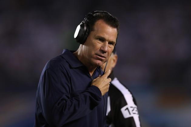 Hiring Gary Kubiak Won't Make a Difference If Ravens Don't Fix Offensive Line