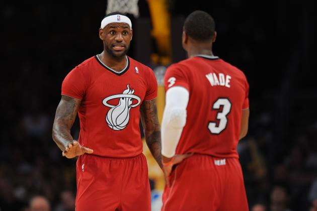 NBA on Complaints About Sleeves: If 'Players Don't Want to Wear Them, We Won't'