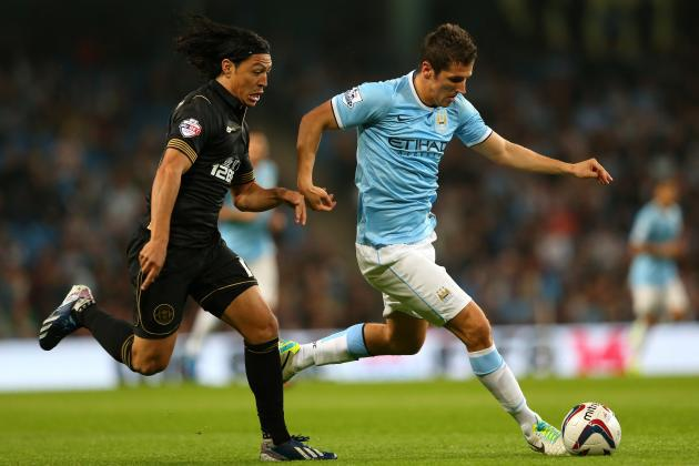 Rejuvenated Stevan Jovetic Will Be Like New Transfer for Manchester City