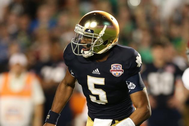 Will Everett Golson's Return Be Enough for Notre Dame to Improve in 2014?