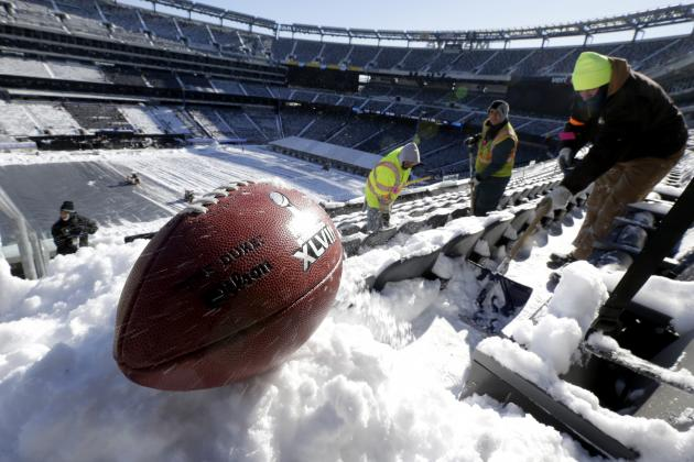 Super Bowl 2014: Updated Weather Forecast & Game Predictions