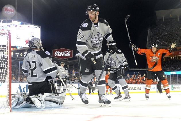 Where Did the LA Kings' Goal Scoring Go?