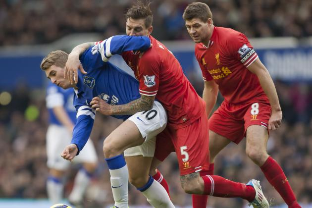 Liverpool vs. Everton: Date, Time, Live Stream, TV Info and Preview