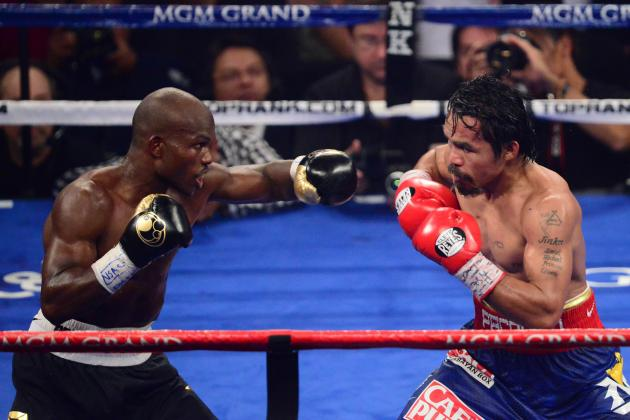 Pacquiao vs. Bradley Rematch: What's at Stake for Both Fighters?