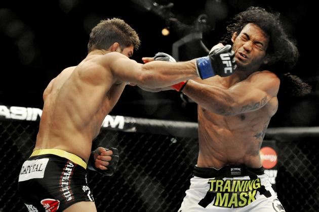 Henderson vs. Thomson: Looking at What's Next for Each Fighter