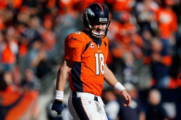Peyton Manning Wants a Super Bowl Win for His Legacy, but He Doesn't Need It