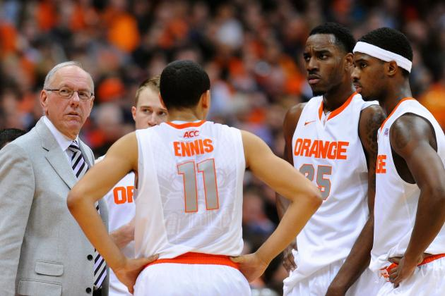 Syracuse Basketball: How Orange Can Avoid Loss in Trap Game vs. Wake Forest