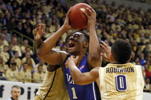 Duke Uses Huge Second-Half to Upend Pitt 80-65 on the Road