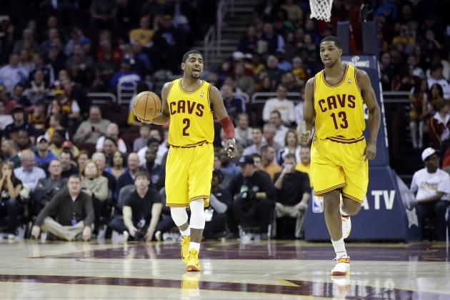 Tristan Thompson, Not Kyrie Irving, Has Been Cavaliers MVP Thus Far
