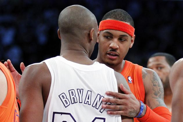 Lakers Rumors: Latest on Carmelo Anthony and Lake Show Trade News