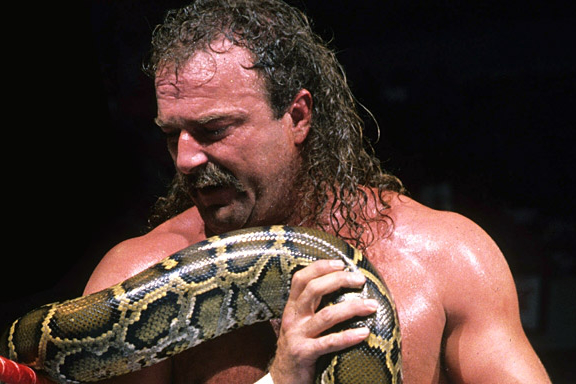 Jake the Snake to Be Inducted into 2014 WWE Hall of Fame Class