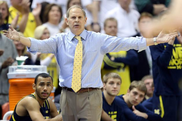 Michigan Basketball: How U-M's Strong Road Record Affects B1G Title Chances