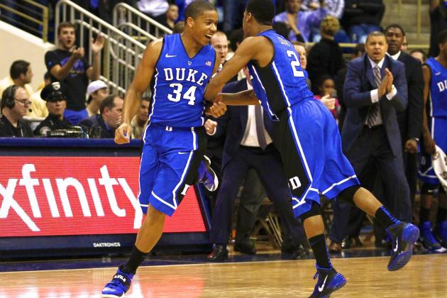 Big East Takeover of the ACC on Hold with Duke Win over Pitt