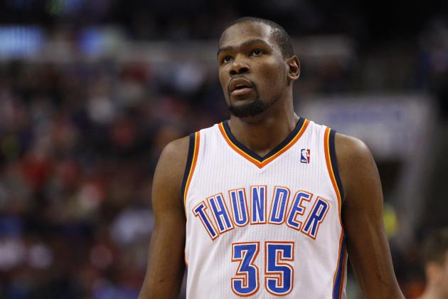 Kevin Durant's Hot Streak Shows Young Superstar Is Still Improving
