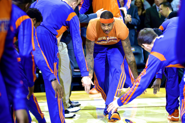Will Carmelo Anthony Choose Winning or Money in 2014 Free Agency?