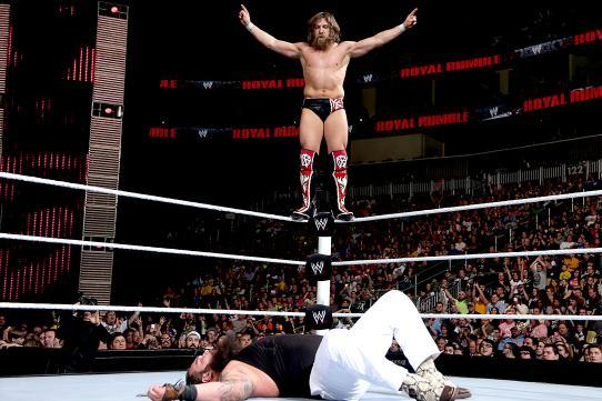WWE Royal Rumble 2014: Highlighting Bright Moments from Disappointing PPV