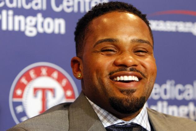 Prince Fielder Ready for Yet Another Move