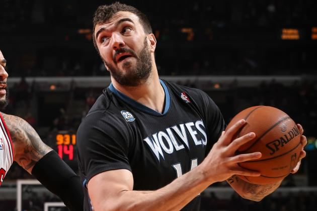 Pekovic's Pain Building Up of Late