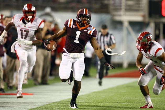 Antone Exum Scouting Report: NFL Outlook for Virginia Tech CB