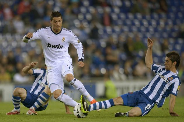 Real Madrid vs. Espanyol: Date, Time, Live Stream, TV Info and Preview