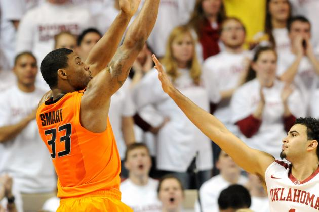 Marcus Smart's Shot Selection Holding Oklahoma State Back