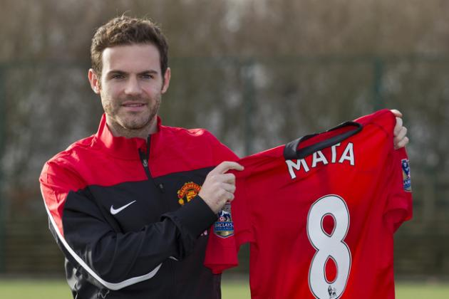 Manchester United Transfer News: Juan Mata Brings Pure Class to Old Trafford