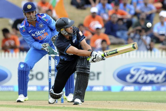 New Zealand vs. India, 4th ODI: Video Highlights, Scorecard and Report