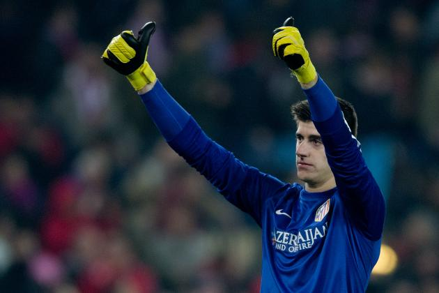 Chelsea Transfer News: Thibaut Courtois Swap Key to Diego Costa's Atletico Exit