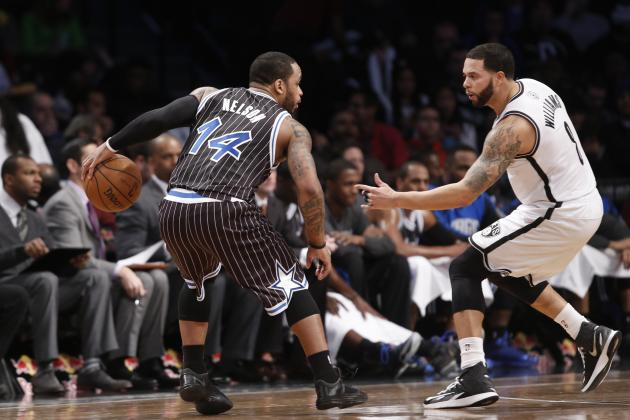 Should Orlando Magic Trade Jameer Nelson to a Contender?
