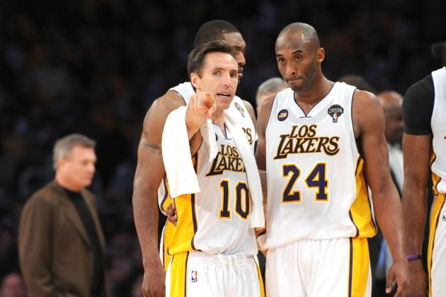 Can LA Lakers Make a Run If Kobe Bryant and Steve Nash Return Soon?