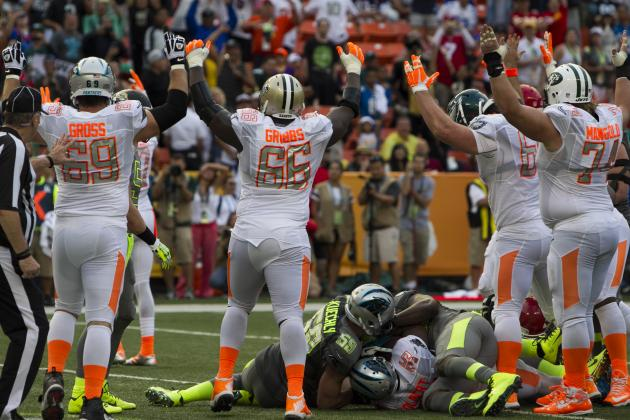 NFL Pro Bowl: What Twitter Had to Say About the New Pro Bowl Format