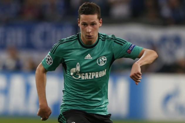 Arsenal Transfer News: Julian Draxler Fee No Obstacle for Gunners in Summer