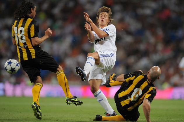 Scouting Report: Can Fulham Save Former Real Madrid Wonderkid Sergio Canales?