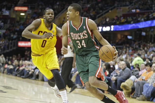 Breaking Down How Giannis Antetokounmpo Must Improve to Live Up to the Hype