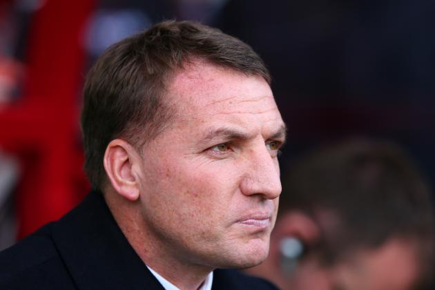 Liverpool Transfer News: Brendan Rodgers Says Reds Are Still Chasing New Signing