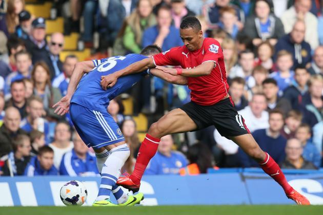 Stoke Transfer News: Peter Odemwingie and Kenwyne Jones Swap Agreed with Cardiff